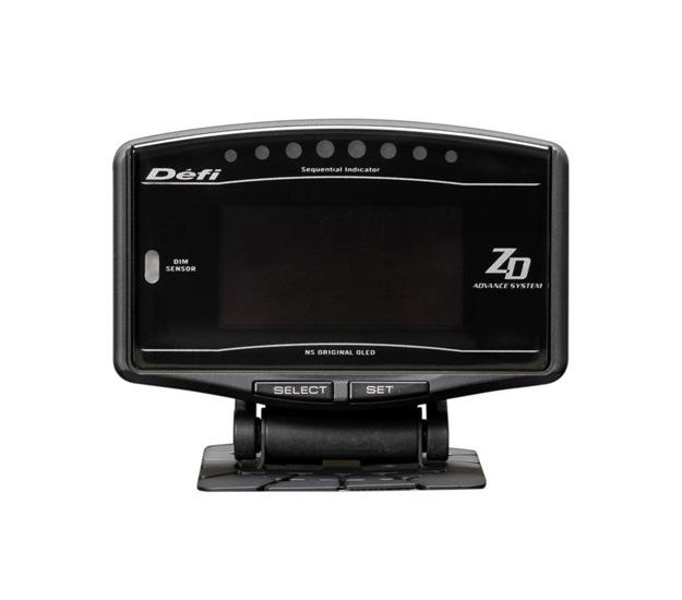 Defi Advance ZD Control Unit - oil pressure/oil and water temperature sensor