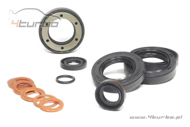 NEW Genuine OEM Subaru Brembo Rear Caliper Reseal Kit 2008-2012 Impreza STi NEW