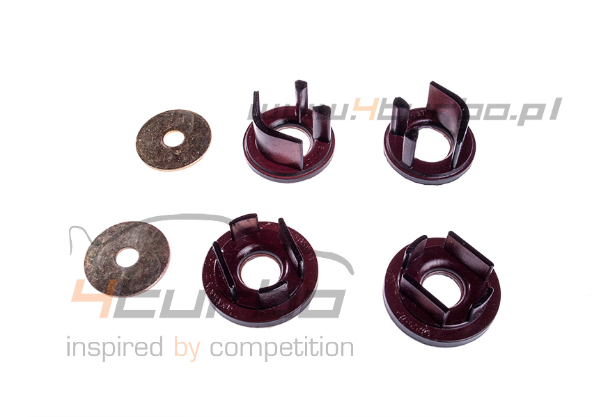 KDT903 Whiteline Rear Differential Mount In Cradle Insert Bushing Performance Suspension Vehicle Parts & Accessories