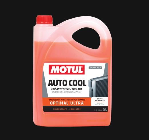 Concentrate coolant Motul Auto Cool Optimal Ultra 5l - MOTUL.AUTO.COOL.5L