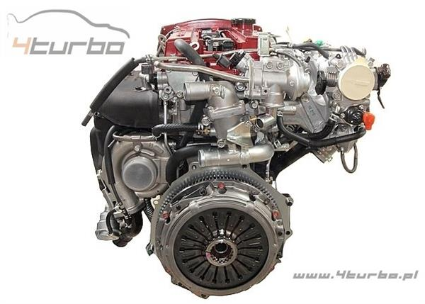 Engine complete EVO 9 RS - 1000A760