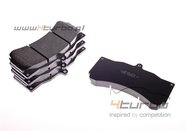 Brake pads D2/K sport/AP Racing Hawk Performance HP +