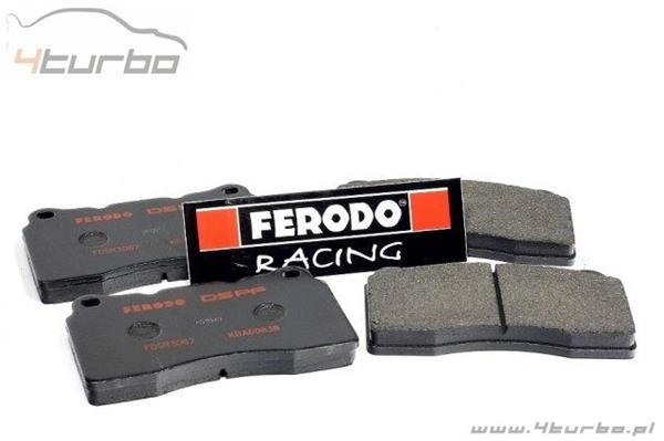 Ferodo DS Performance front brake pads for Forester SF, Legacy I Turbo
