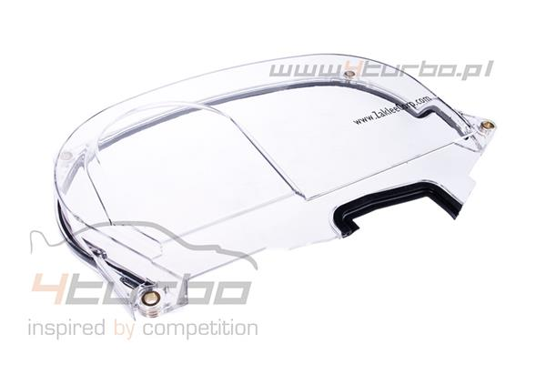 Cover, timing belt clear Zaklee EVO 8