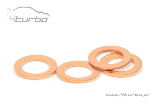 Gasket turbocharger EVO 5/6/7/8/9 (D=14mm) - MF660065