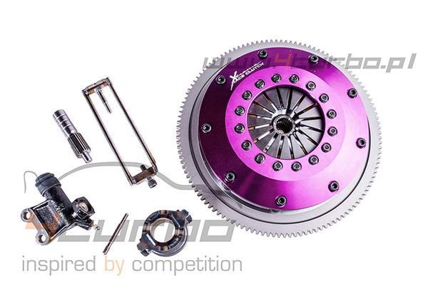 Xtreme Performance - 200mm Rigid Ceramic Twin Plate Clutch Kit Incl Flywheel Impreza STI