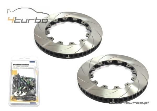 Front brake disc AP Racing OE replacement Nissan GTR
