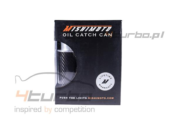 Carbon Fiber Oil Catch Can, MMOCC-CF