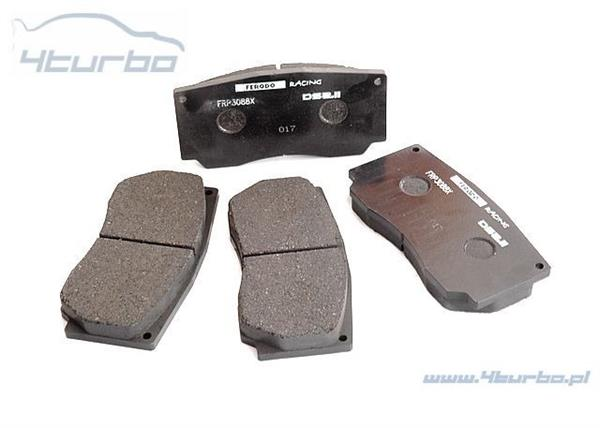 Ferodo Racing DS UNO front brake pads for EVO 7/8/9