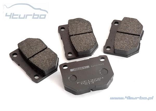 Brake pads Ferodo Premier rear Forester 2013+, FDB1562