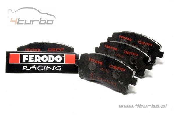Ferodo DS Performance front brake pads for Impreza GT 1993-1997, Forester SF Turbo S, Legacy I, II, III