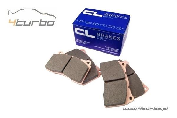 Carbone Lorraine RC6 front brake pads for Impreza GT (4 pistons), Impreza WRX 2001-2007, 4047RC6