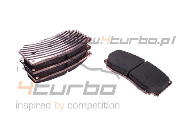 Carbone Lorraine front breake pads for Mitsubishi Lancer EVO 9 /10  - RC8R, 5011W61T17,5RC8R