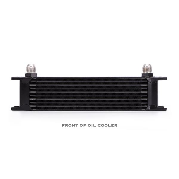 MMOC-25 MISHIMOTO Universal 25 Row Oil Cooler Silver