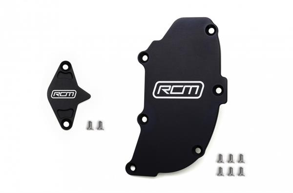 RCM 2 Piece Billet Gudgeon Pin & Oil Separator Cover Kit