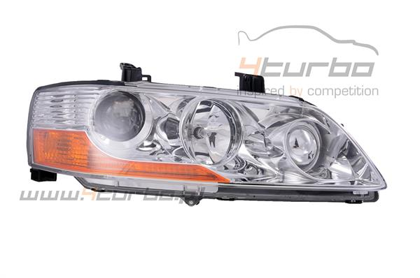 Headlamp assembly right EVO 7/8 EU LHD - 8301B660