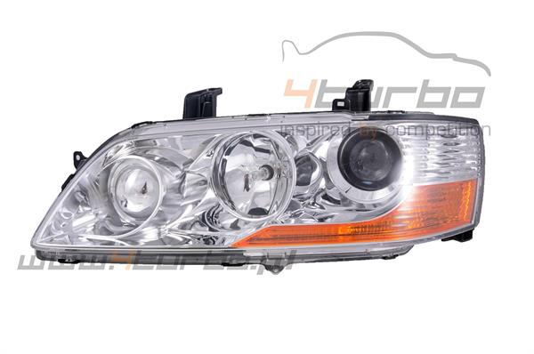 Headlamp assembly left EVO 7/8 - 8301B659