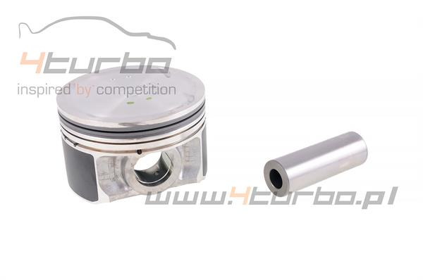 Piston & pin assy EVO 9, o/size 0.50, 1110B076