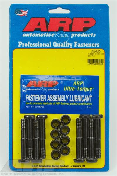 ARP Rod Bolt Kit Nissan SR20, Kit #: 202-6005