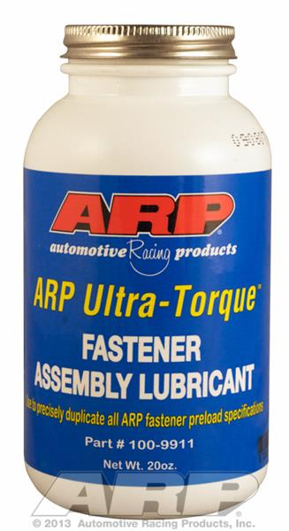 ARP Ultra-Torque 1 pint fastener assembly lubricant