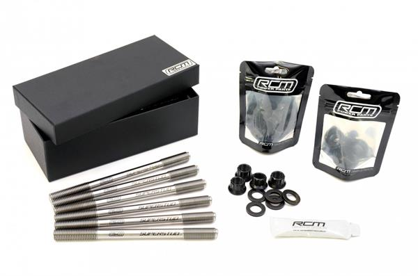 RCM 14/14mm Superstud Cylinder Head Stud Kit