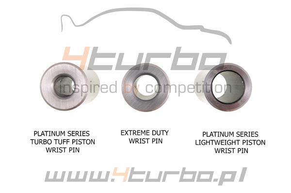 Wrist pins Extreme Turbo Tuff Manley (22mm x 2.250 x .250 - 9310 alloy) -  EVO 5/6/7/8/9