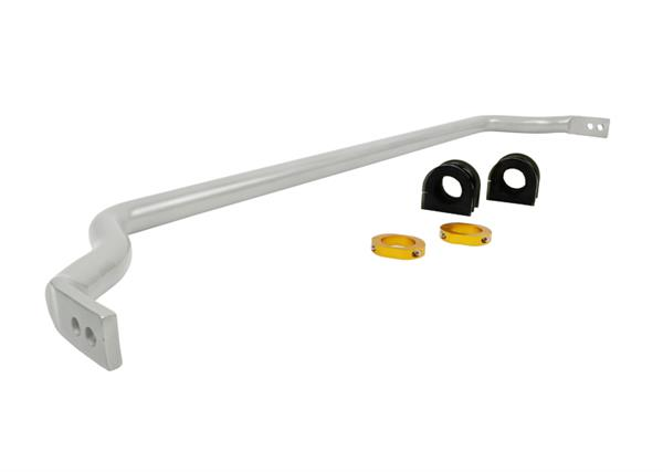 Whiteline front sway bar - 33mm heavy duty blade adjustable Nissan GT-R R35 2007+, BNF40Z