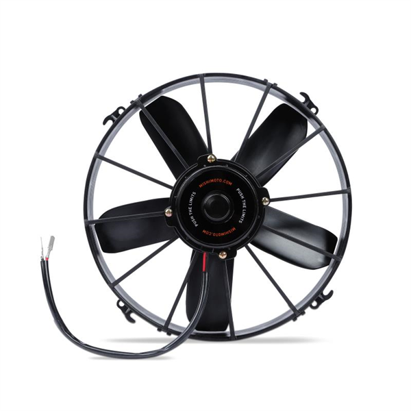 Mishimoto Race Line, high flow slim electric fan 10