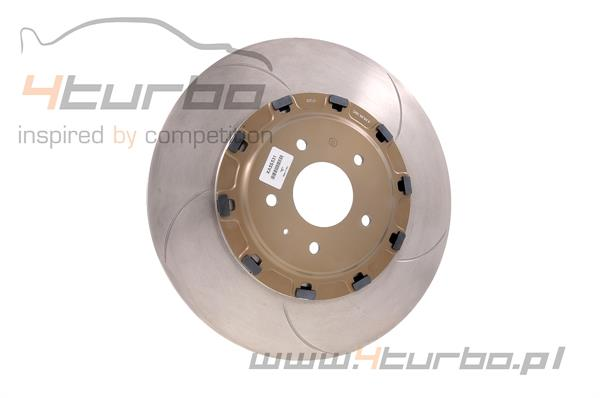 Brembo VO, brake disc front with bell LH 355x32mm (For Tarmac) EVO 9 - RA370723S1