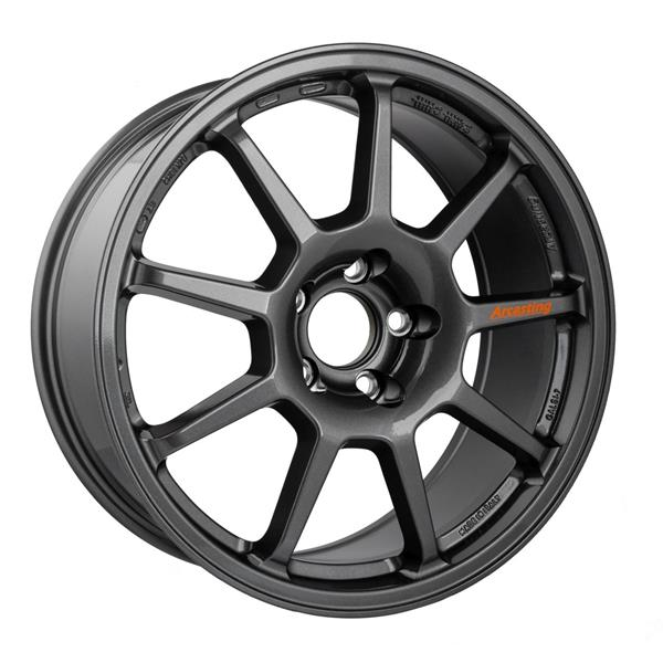 Wheel Arcasting ZAR 8x18 5x108 63.4 ET45 antracyt Ford Focus RS Mk III
