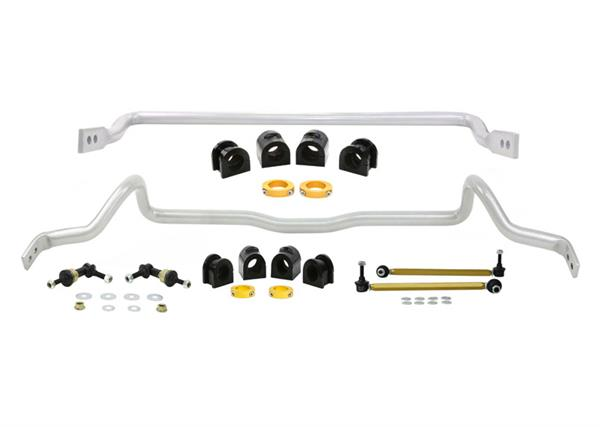 Whiteline front and rear sway bar and links vehicle kit Mazda 3 MPS 2006-2009 - BMK001